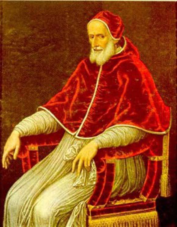 Saints This Month – 30 April St Pius V