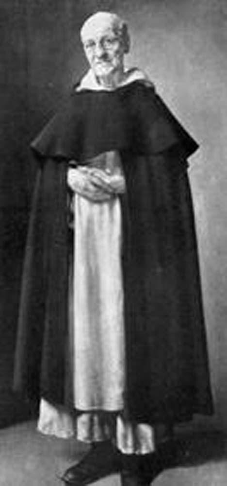 Celebrating Priesthood – Fr Vincent McNabb OP