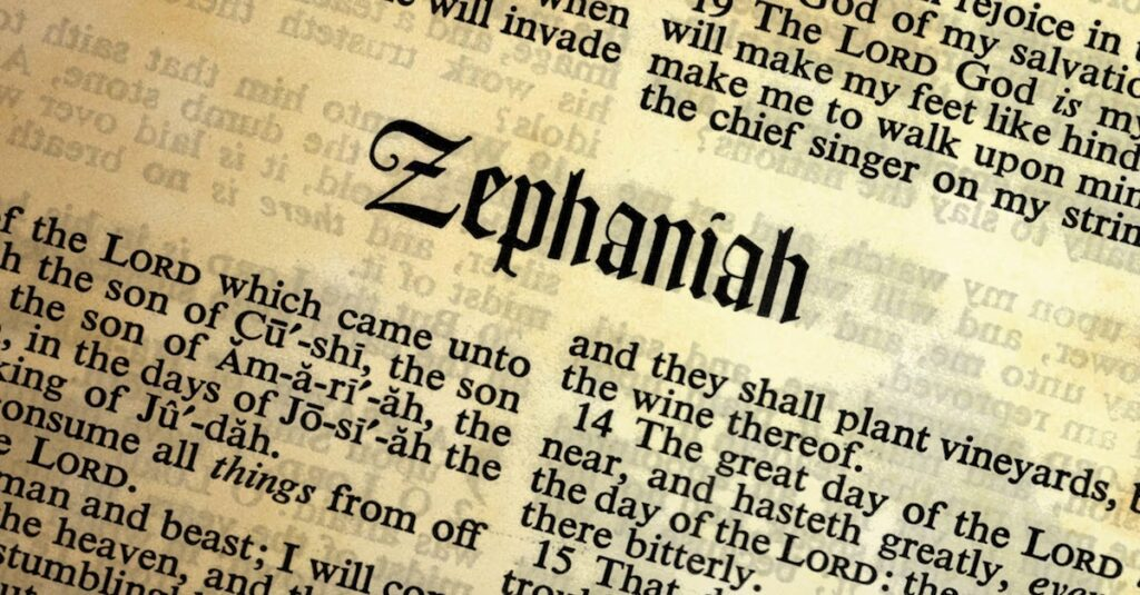 Neglected Books of the Old Testament: Zephaniah