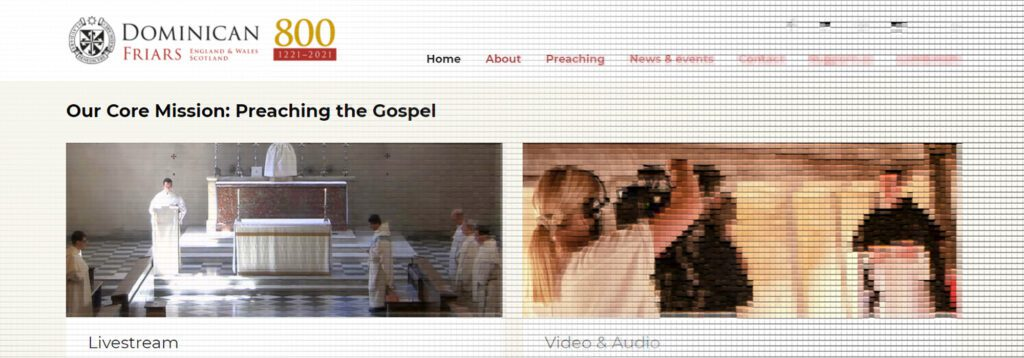 New Dominican Friars website launched